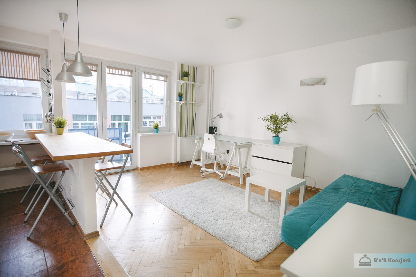 Warsaw Concierge Sunny City Center Apartment